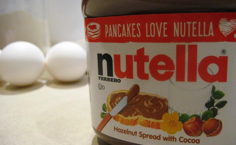 Nutella Swirl PoundCake
